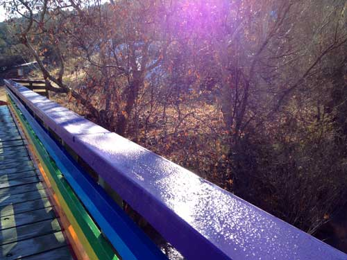 winter-sun-rainbow-bridge